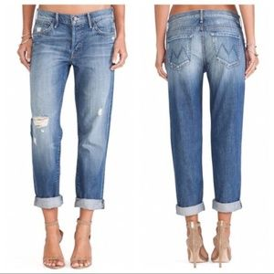 MOTHER | The Loosey Jeans in Always Look Twice